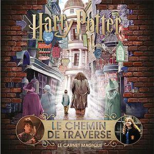 LIVRE 0-3 ANS ÉVEIL Livre - Harry Potter ; le chemin de traverse ; le