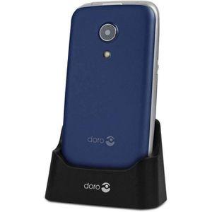 Téléphone portable Téléphone à clapet avec appareil photo et grand éc