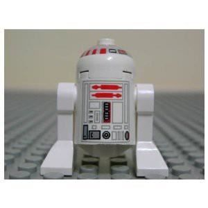 ASSEMBLAGE CONSTRUCTION LEGO Star Wars: R5-D4 Astromech Droid (Rouge) Mini