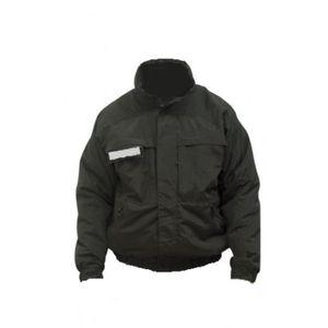 BLOUSON PRO Veste blouson noir sécurité SWAT