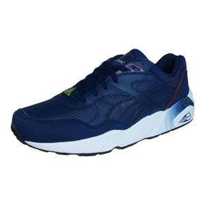 BASKET Puma R698 Leather Trinomic Baskets Hommes