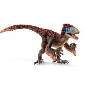 nouveau Schleich Violet Spinosaurus solide Jouet en Plastique Dinosaure Jurassique Animal