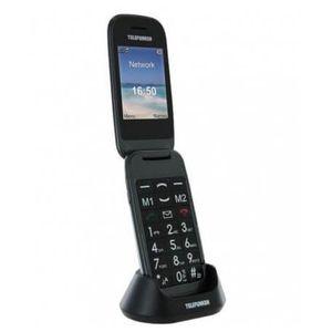 Téléphone portable Téléphone portable Telefunken TM 260 Gris