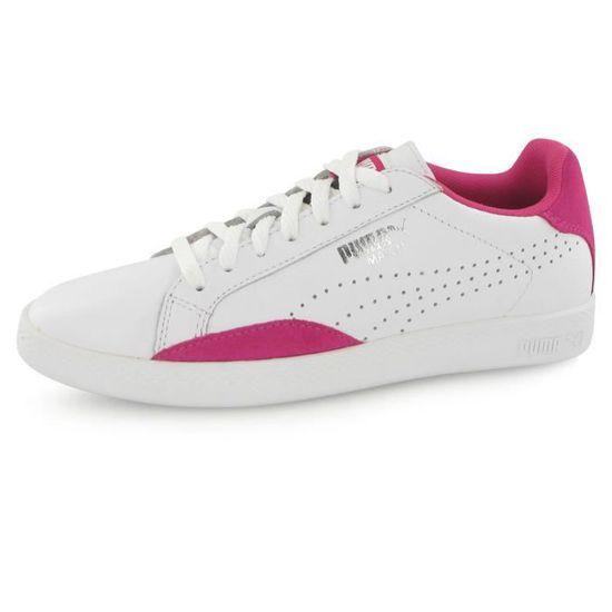 Puma Match Basic Sports , baskets mode femme  Blanc - Achat / Vente basket