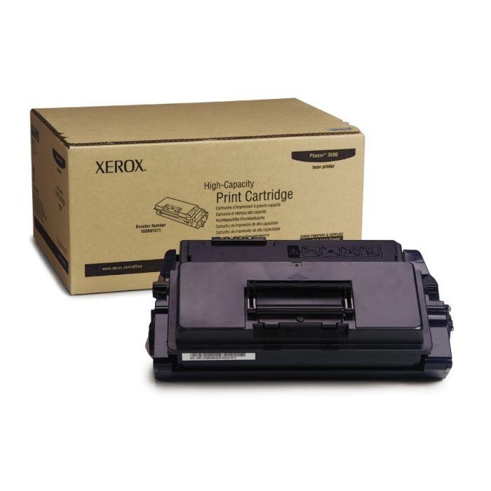 Xerox Cartouche de toner Phaser 3600 Noir haute Capacité 14.000 pages