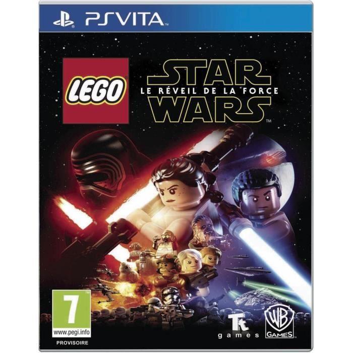 LEGO Star Wars : Le Réveil de la Force Jeu PS Vita