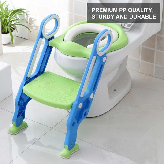 Siège de Toilette Enfant Bébé pliable de WC Pot éducatif HB041 HB020 -RAI