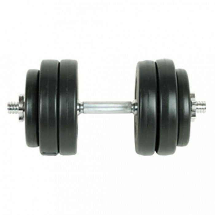 ICAVERNE gamme Poids libres esthetique Kit halteres 15 kg