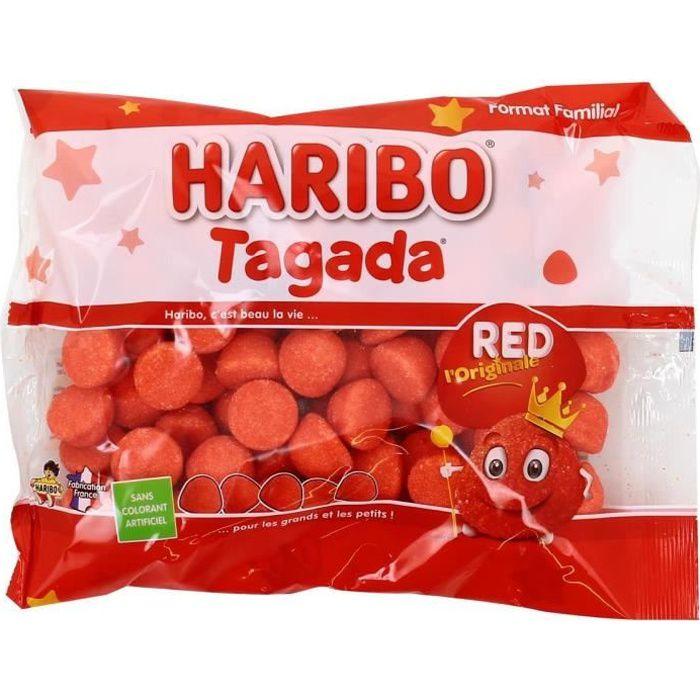 HARIBO Bonbons Tagada - Sachet de 400 g
