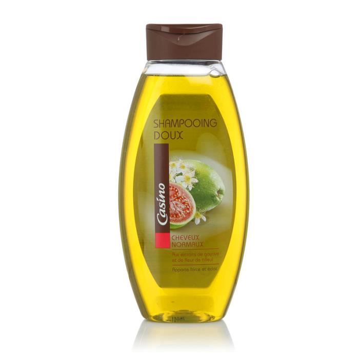 Shampooing Doux Cheveux Normaux - 500ml