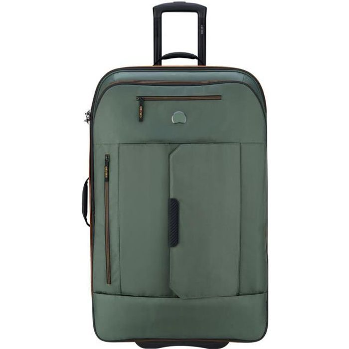 valise ou bagage vendu seul Tramontane Valise Trolley 2 Roues 77 cm Vert