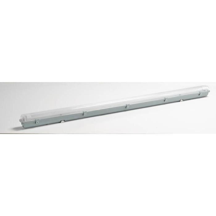 Réglette LED étanche - 120 cm - 36W 1800lm 4000K IP65
