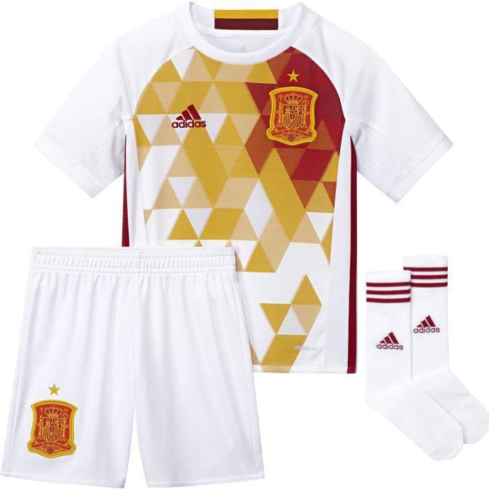 Mini-kit extérieur junior Espagne 2016