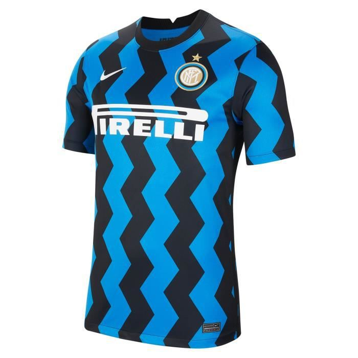 Inter Milan - 2020-2021 Maillot de Football Domicile