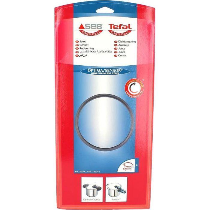 Joint sensor/optima 8l inox d=235 pour Autocuiseur Seb, Cocotte Seb - 3665392304371