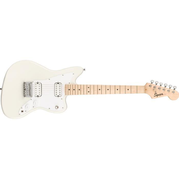 Squier Mini Jazzmaster - Guitare électrique - Olympic White