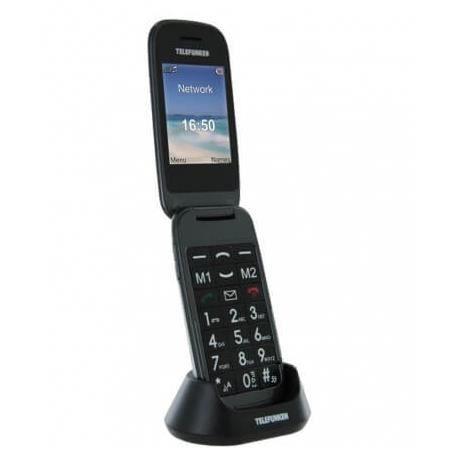 Téléphone portable Telefunken TM 260 Gris
