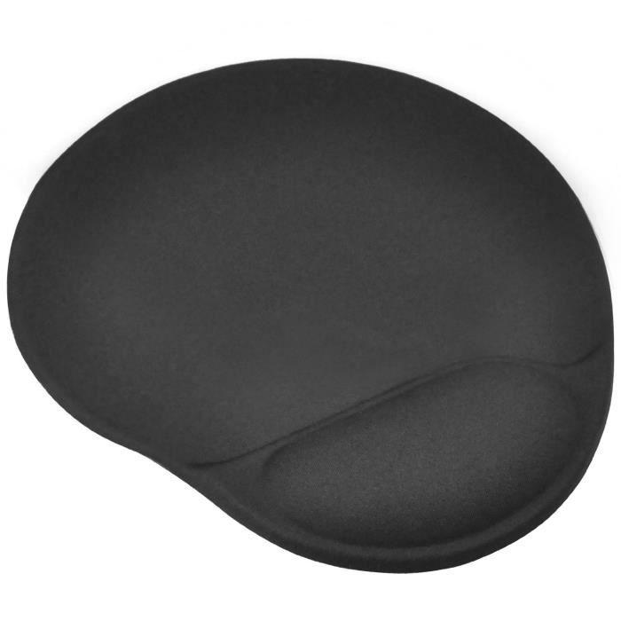 TRIXES noir tapis de souris / Mat 'Large'