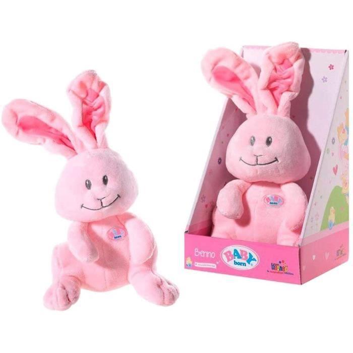 Baby Born Peluche Le lapin Benno