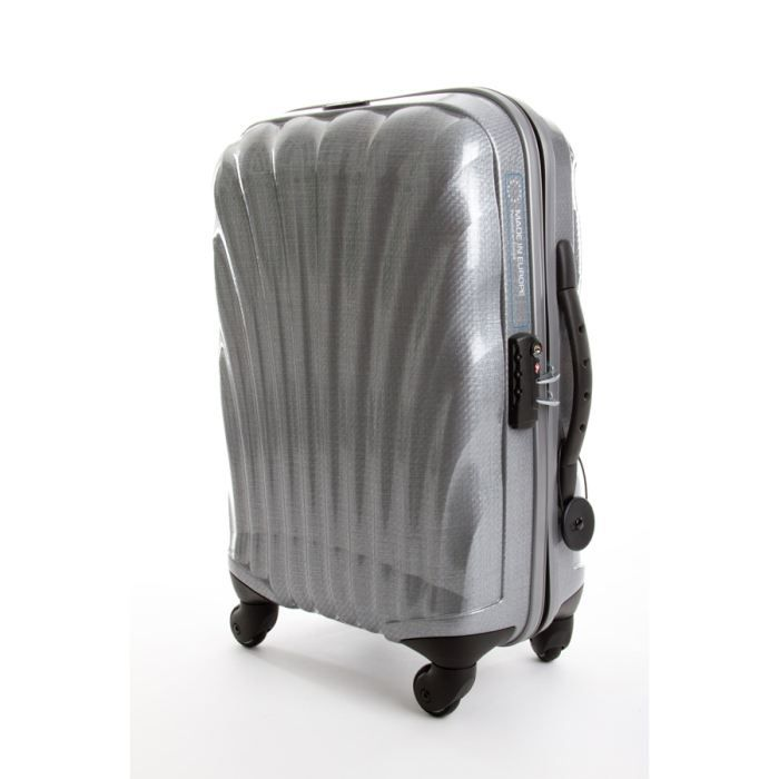 samsonite valise cabine rigide cosmolite 55cm s gris. Black Bedroom Furniture Sets. Home Design Ideas
