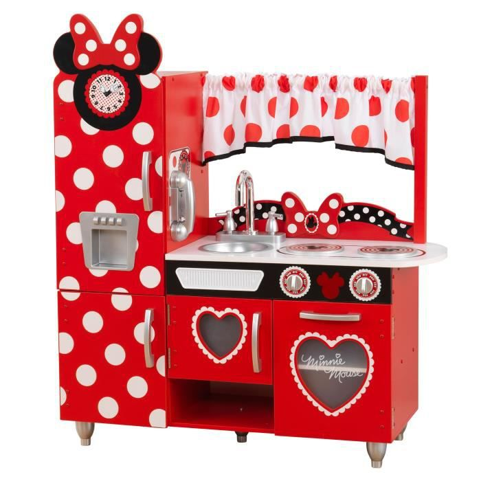 minnie cuisine enfant vintage minnie mouse achat vente dinette cuisine cdiscount. Black Bedroom Furniture Sets. Home Design Ideas