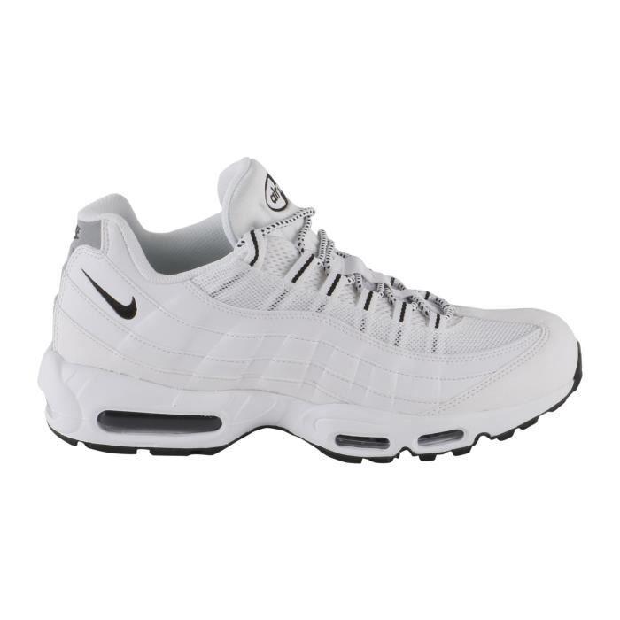 NIKE HOMME 609048109 BLANC TISSU BASKETS Blanc - Cdiscount Chaussures