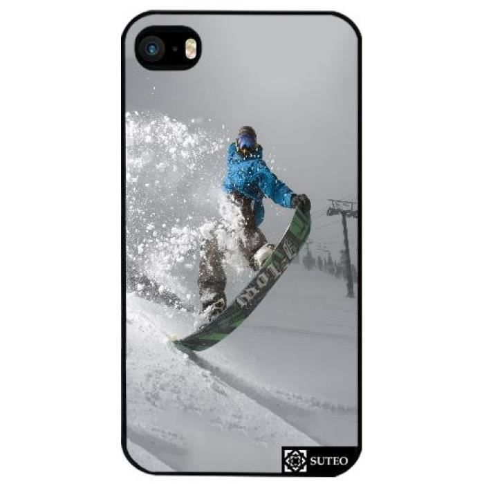 coque iphone 6 snowboard