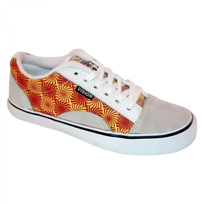 samples shoes VISION STREET WEAR CLASSIC SUNBURST WOMEN SxKNcFQ