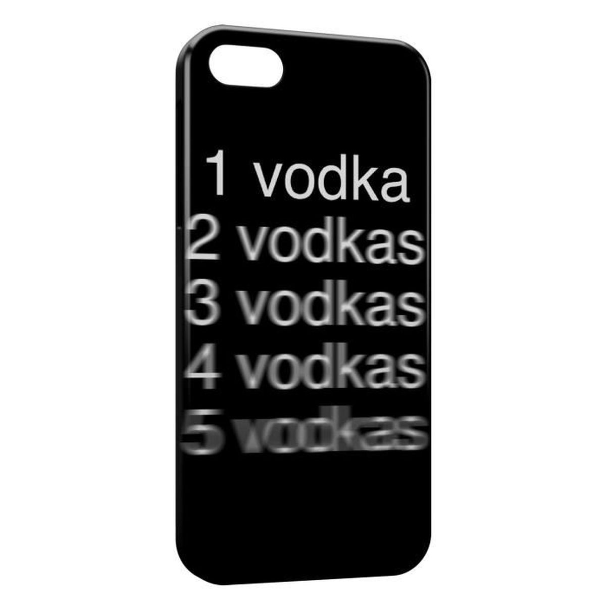 coque iphone x alcool