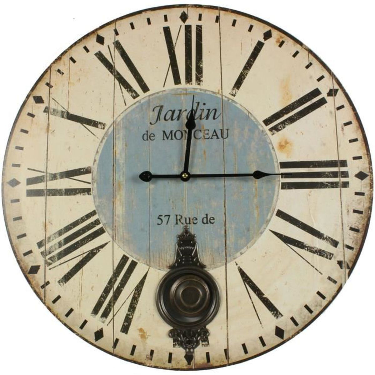 horloge ancienne balancier achat vente horloge ancienne balancier pas cher cdiscount. Black Bedroom Furniture Sets. Home Design Ideas