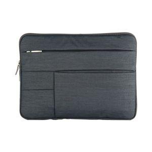 SACOCHE INFORMATIQUE Sacoche Ordinateur Portable 13.3'' Antichoc gris