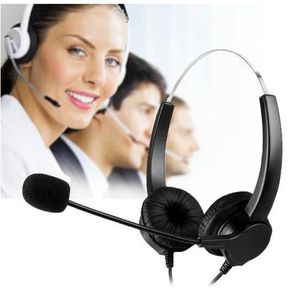 PACK ACCESSOIRES GPS USB Stereo Headset binaural filaire Call Center ca