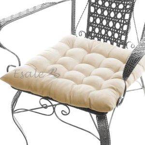 coussin de chaise 45x45 achat vente coussin de chaise. Black Bedroom Furniture Sets. Home Design Ideas