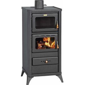 POÊLE À BOIS Poêle à bois et à charbon Modèle FIME - Puissance