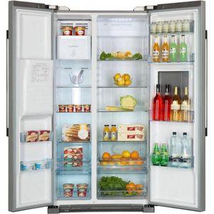 RÉFRIGÉRATEUR CLASSIQUE Réfrigérateur HAIER - HRF-628AF6 - 550 litres - To