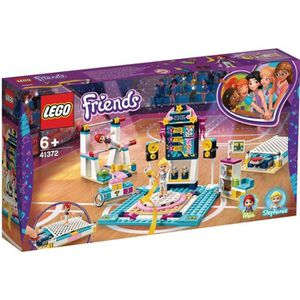 ASSEMBLAGE CONSTRUCTION LEGO® Friends 41372 Le spectacle de gymnastique de