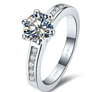 bague diamant de mariage