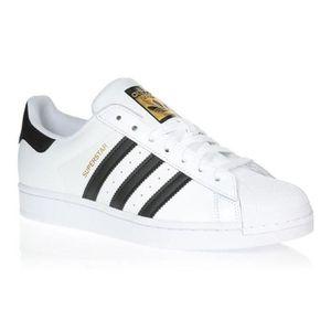 adidas superstar hommes blanche