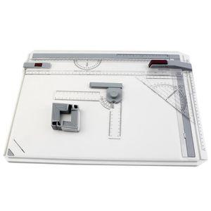 TABLE A DESSIN Planche à dessin Portable G001A3 Dessinateur à ang