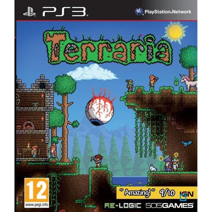 JEU PS3 Terraria (Playstation 3) [UK IMPORT]