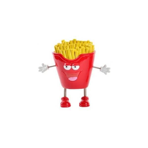 Tirelire Nourriture humour - Frites