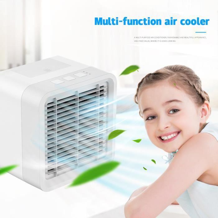 10 ml nouveau USB mini table portable ventilateur de climatisation maison réfrigérateur refroidisseur_AB749