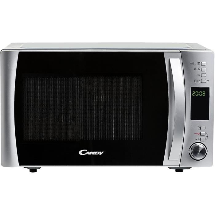 Candy CMXG30DS Micro-ondes Gril 30L Silver Facile d'utilisation [Classe énergétique B]
