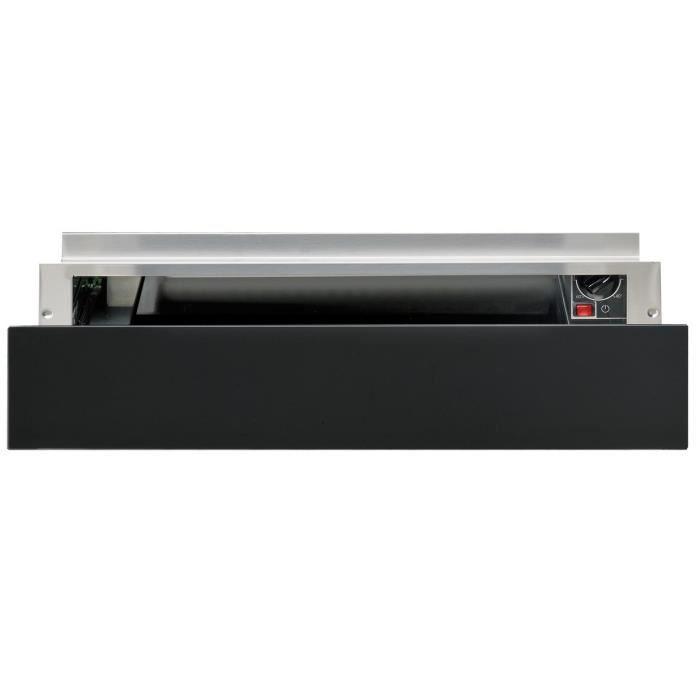 Hotpoint WD 914 NB, Intérieur, 20 L, Noir, Acier inoxydable, Vers le haut, Rotatif, 40 - 80 °C