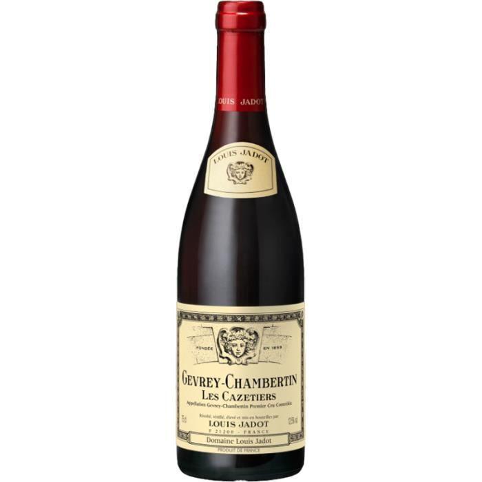 Louis Jadot - Gevrey Chambertin 1er Cru Cazetiers - Rouge 2013 - 75cl