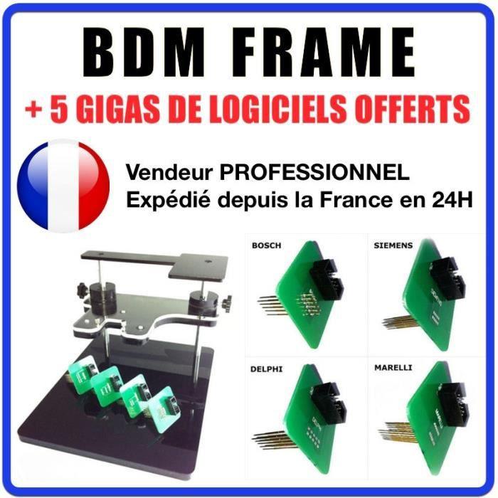 BDM FRAME - Support pour Calculateurs Automobiles