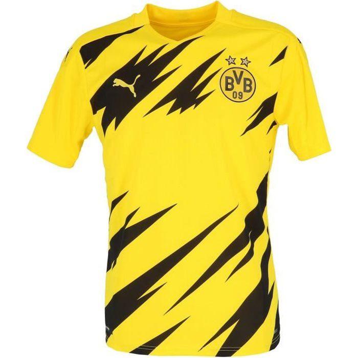 Maillot de football Bvb home shirt replica ss jne - Puma
