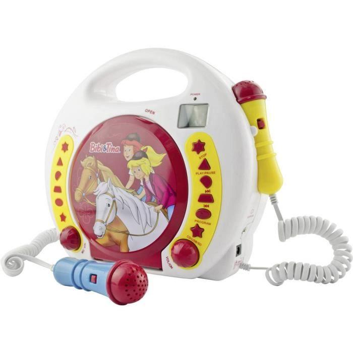 LECTEUR CD - RADIO - BOOMBOX - Lecteur CD enfants X4 Tech 701749 1 pc(s)