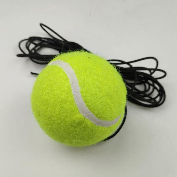 Entra/îneur de Tennis Tennis Trainer Mat/ériel dEntra/înement de Tennis Balle de Rebond Auto-apprentissage pour Enfants et D/ébutants