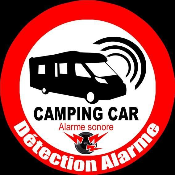 stickers camping car achat vente stickers camping car pas cher les soldes sur cdiscount. Black Bedroom Furniture Sets. Home Design Ideas
